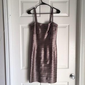 BCBG Max Azria Sleek Bandage Dress - Sz 6